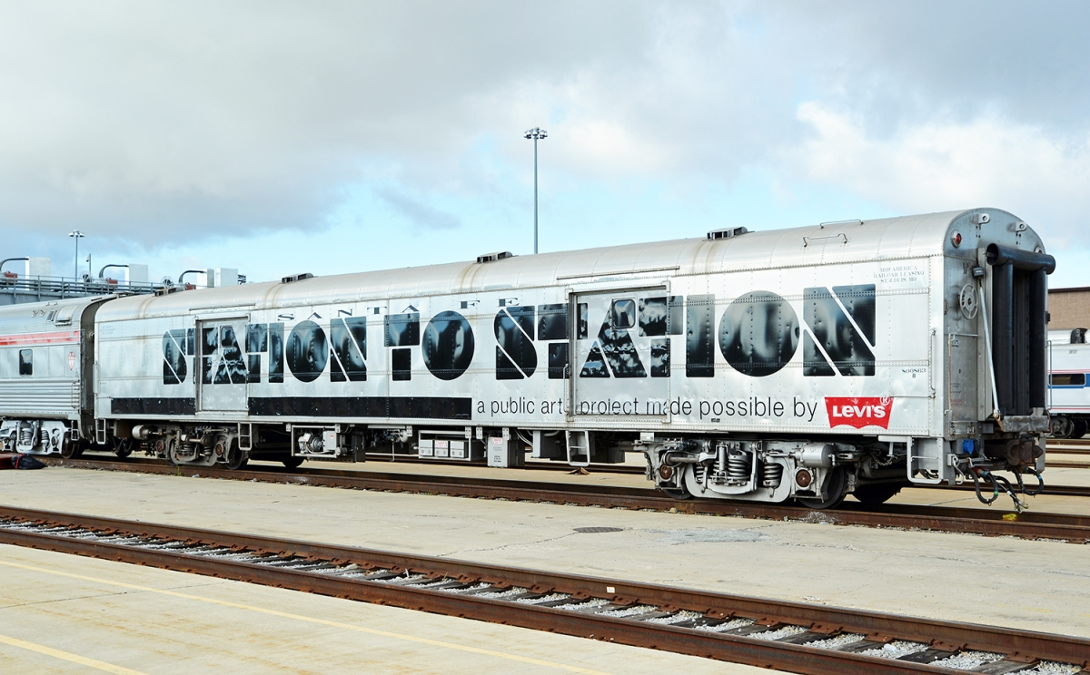 Station to Station train